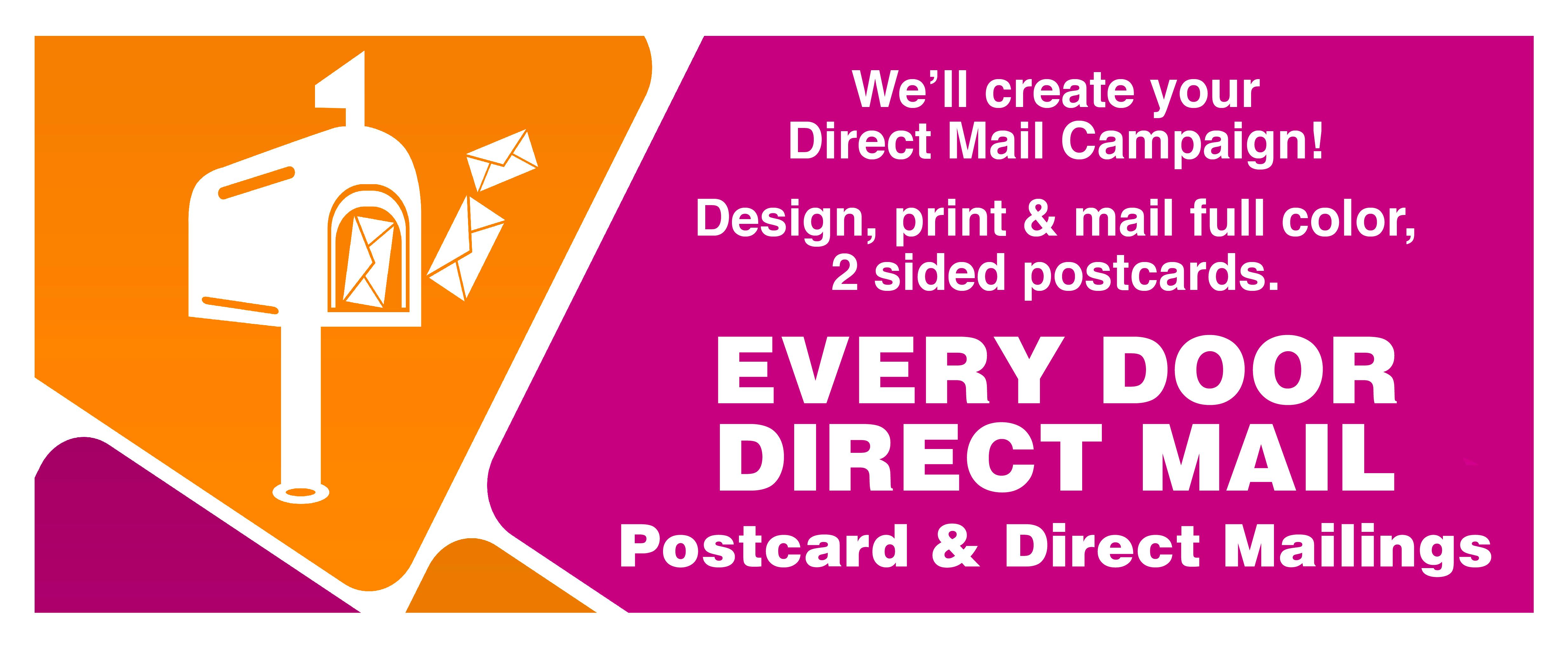 Every Door Direct Mailing