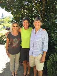 In Memory of Gretchen, The Pacific Crest Trail.