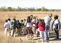 Outdoor Classroom Guide Training