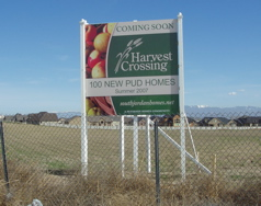 Development Sign 7