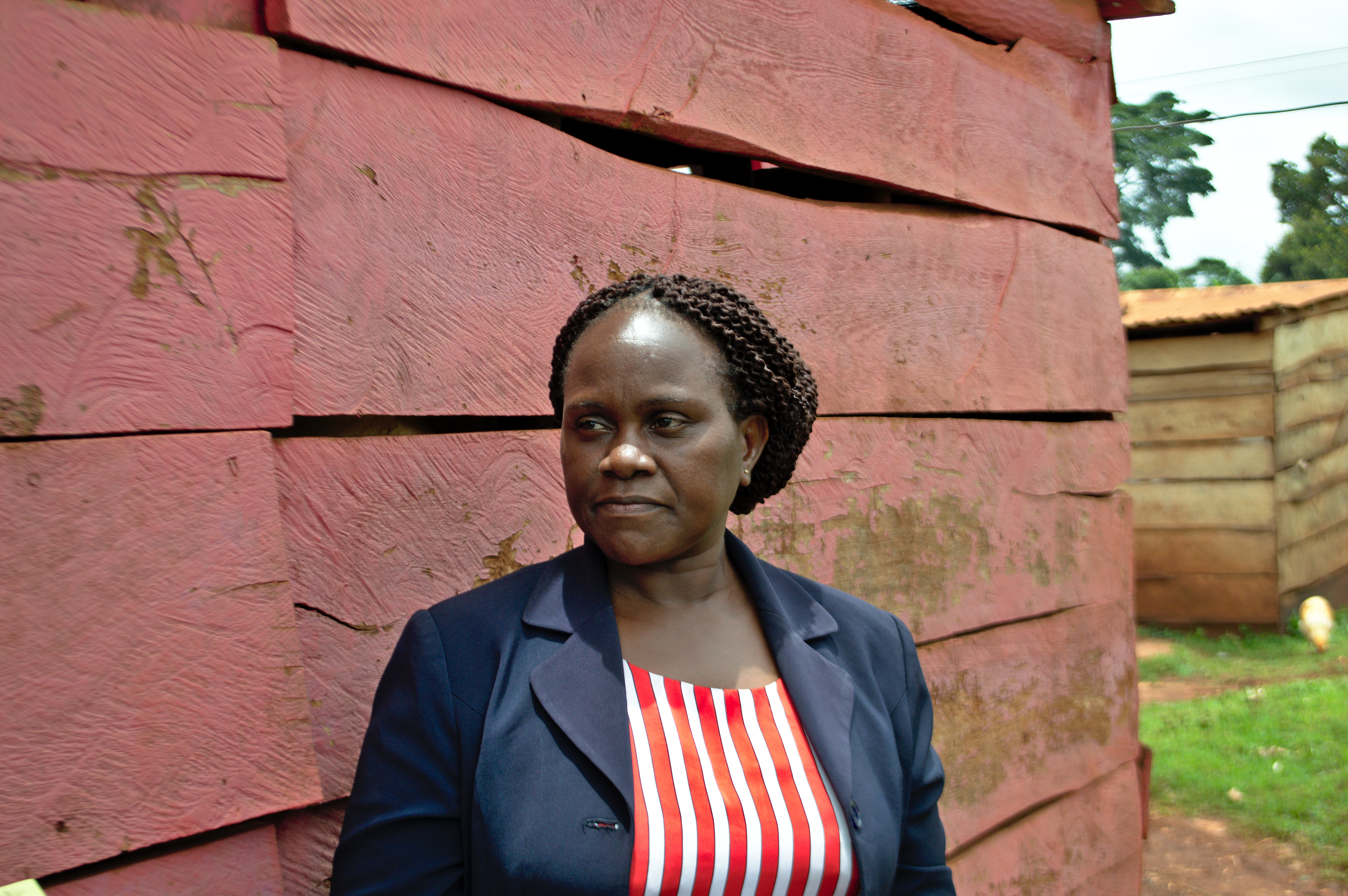 A Chat with WCFJC Business Coach, Harriet Nsubuga