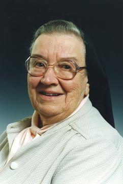In Loving Memory of Sister Helen Kyllingstad, OSB - August 9, 2013