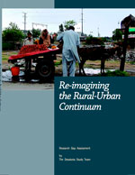 Re-imagining the Rural-Urban Continuum