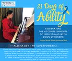 Day 20: Alisha Dey