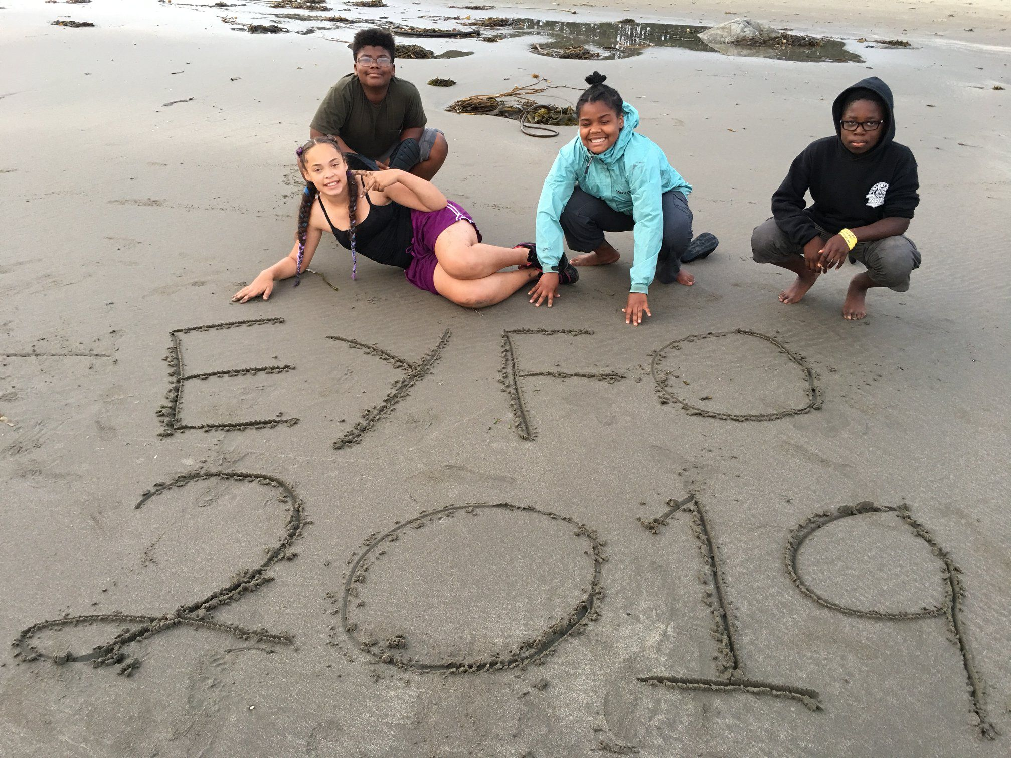 EYFO Camping - Summer Leadership Program