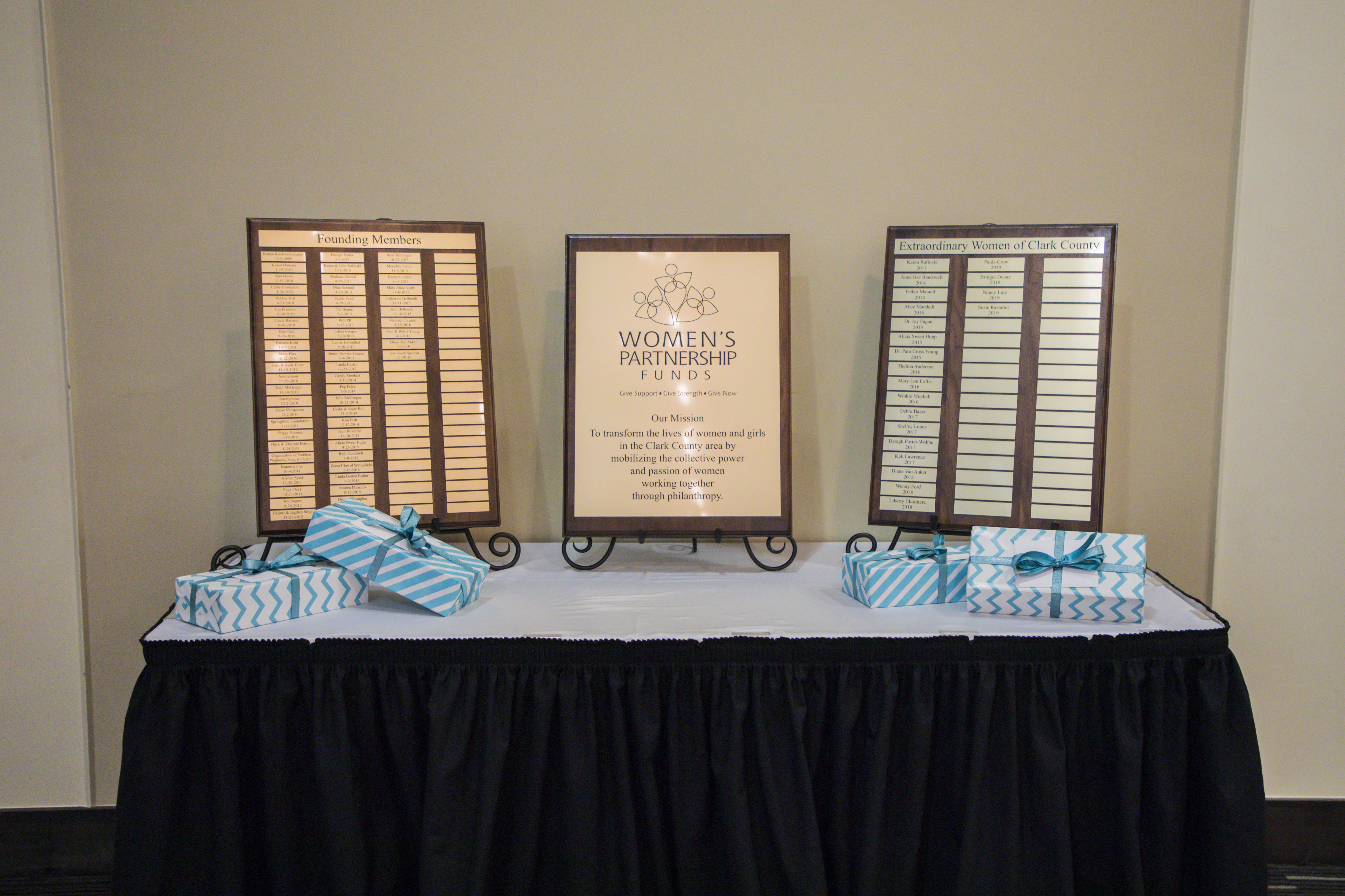 2020 Extraordinary Women of Clark County Nominations