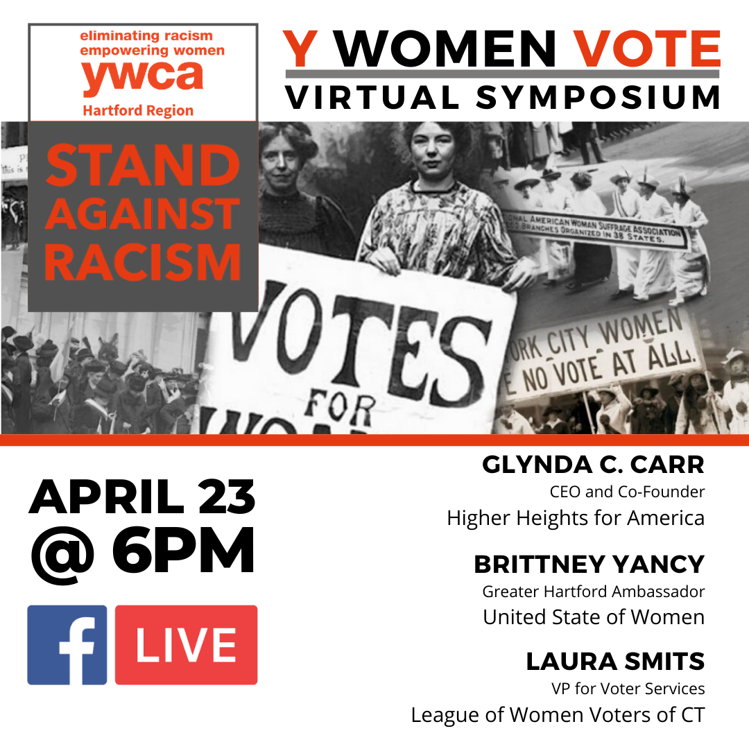 Stand Against Racism:YWomen Vote