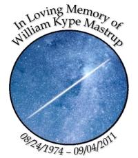 William Kype Mastrup