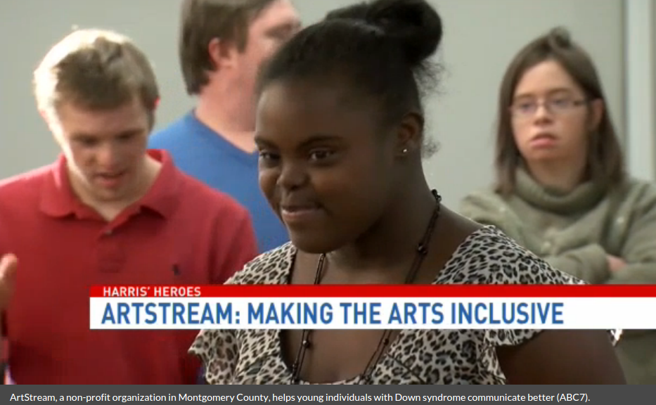 ABC7 Spotlights DSNMC & ArtStream