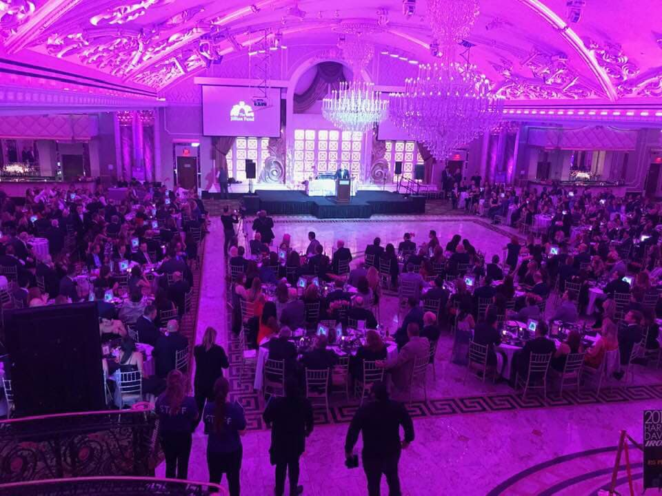 TJF Gala Raises $470,000