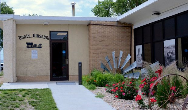 A County Resarch Museum
