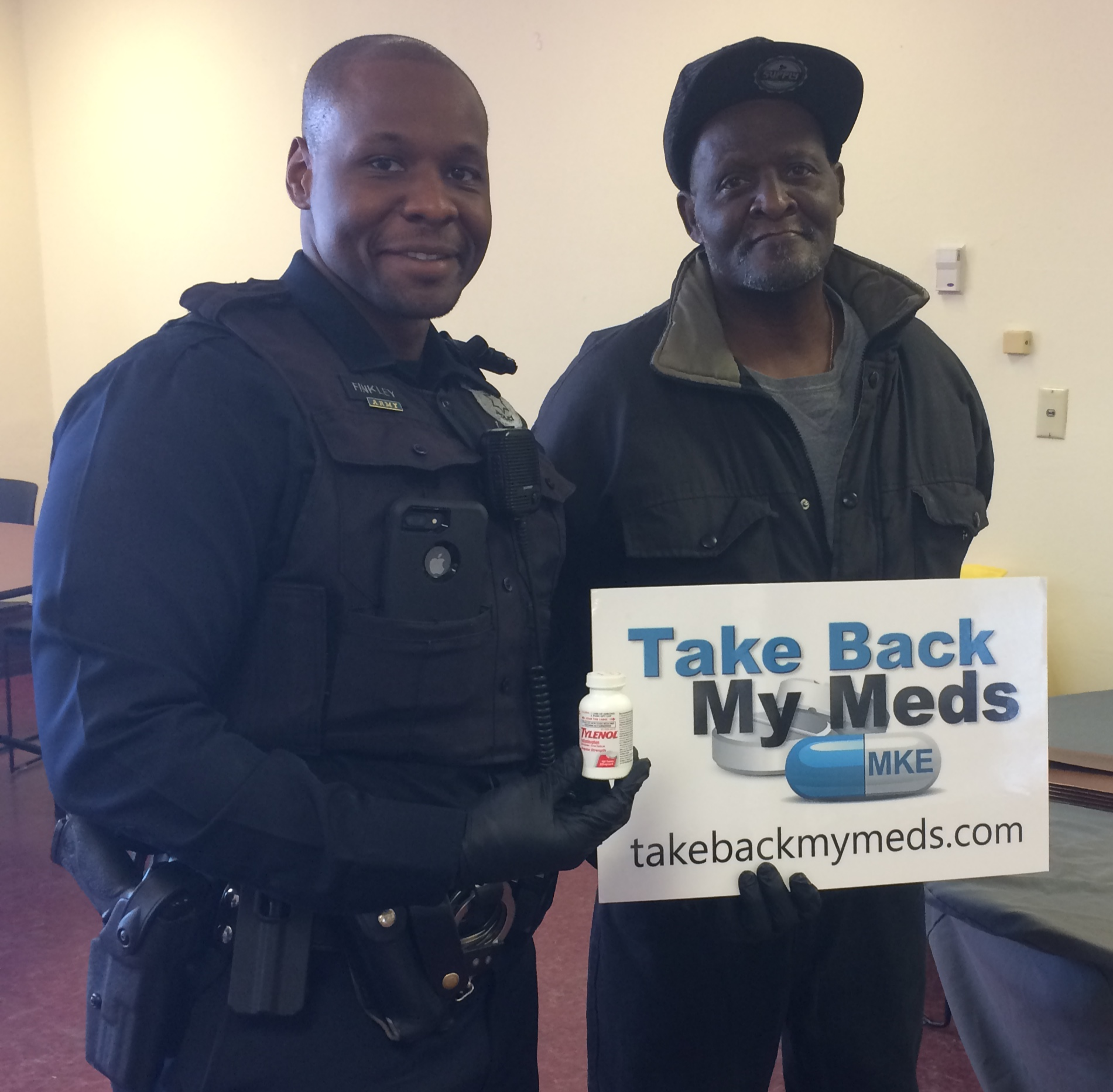 Spotlight On: Take Back My Meds MKE