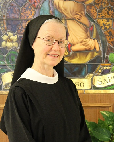 Sister of the Month: Sr. Lumen Odom February 2016