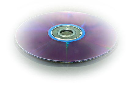 CD & DVD Design and Printing