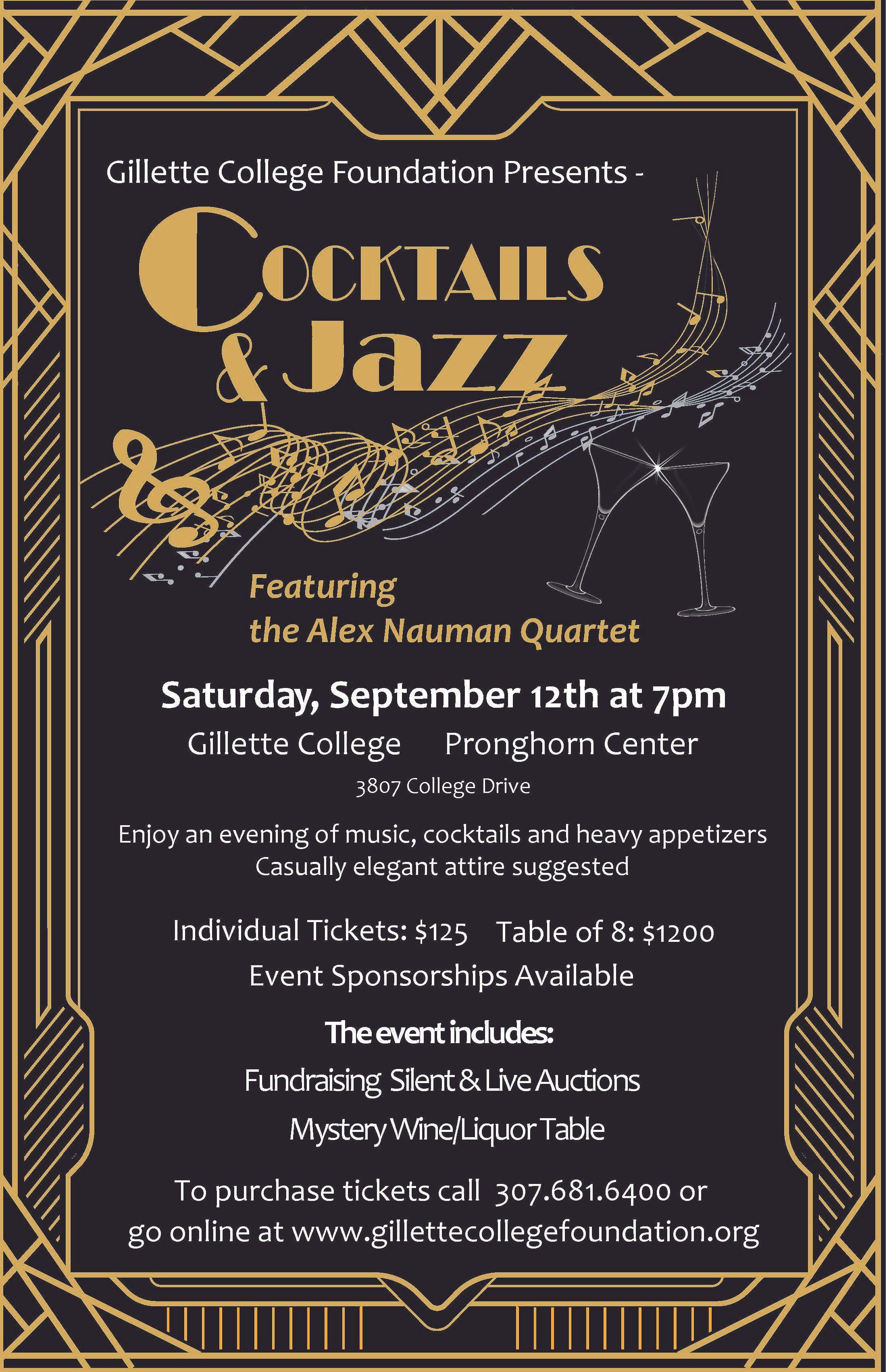 Cocktails & Jazz