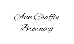 Ann Chaffin Browning