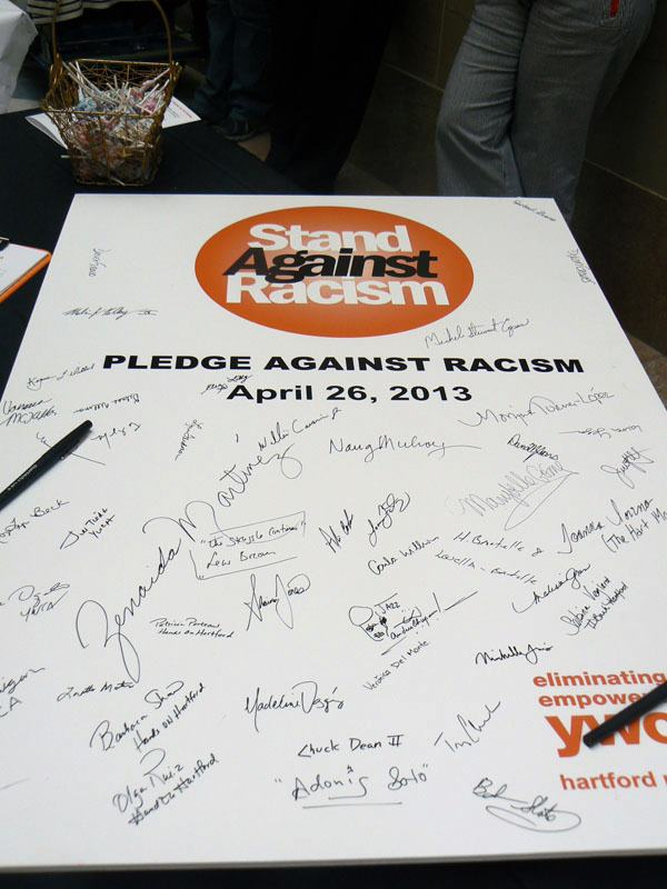 2013 Stand Against Racism