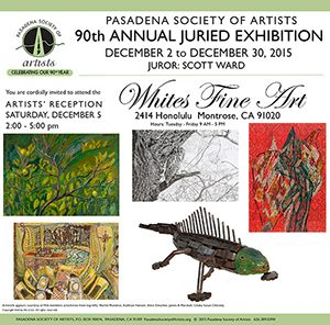 2015 - 90th Annual Juried Exhibition