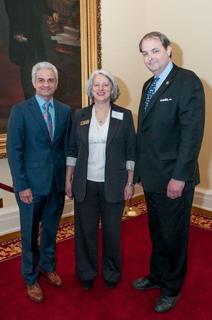 Kirk Curnutt, Anne Kimzey, and Will Sellers