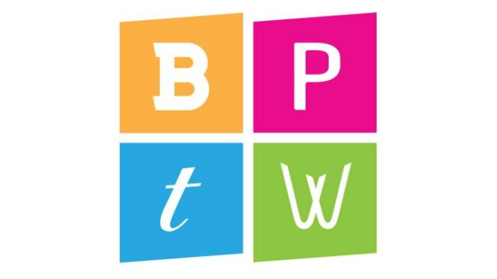 Logo for BBJ's Best Places To Work 2016
