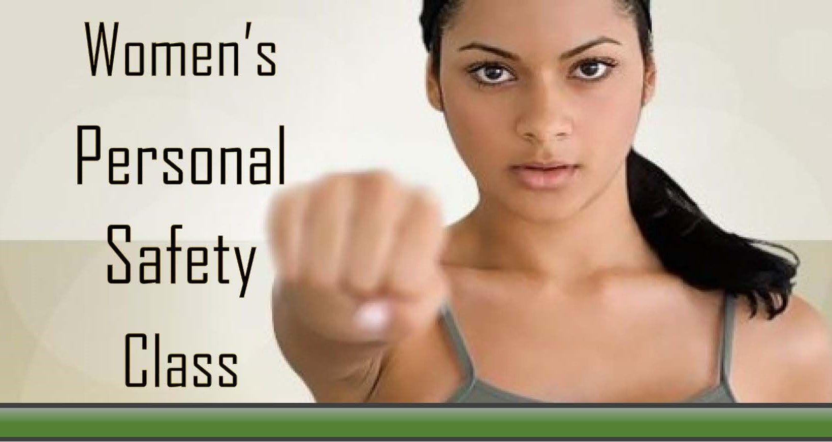 Women's Personal Safety Class