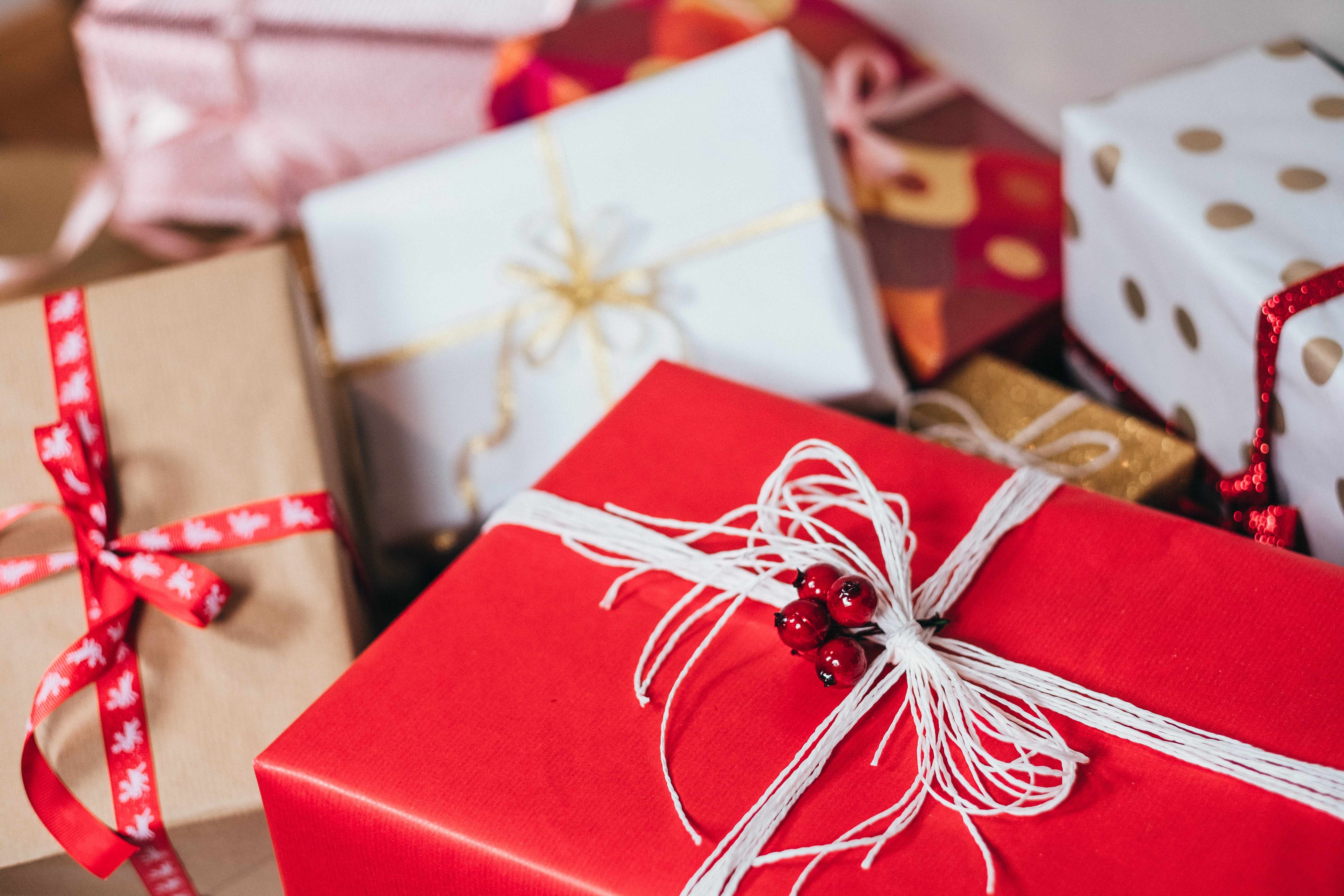 Last Day for Christmas Gift Drop-Offs!