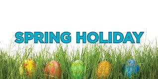 All Athelas Offices Closed - Spring Holiday!