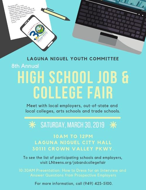 High School Job & College Fair