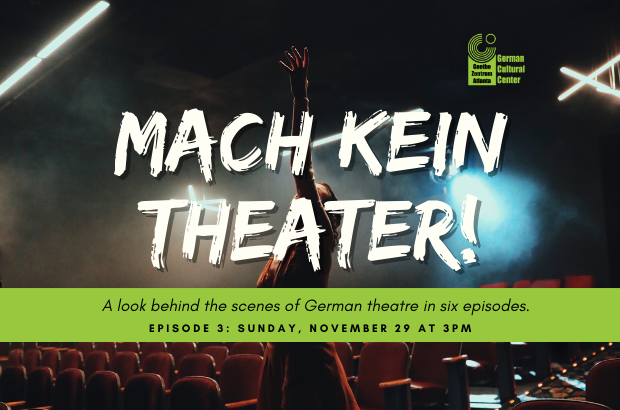 Mach kein Theater! Episode 3