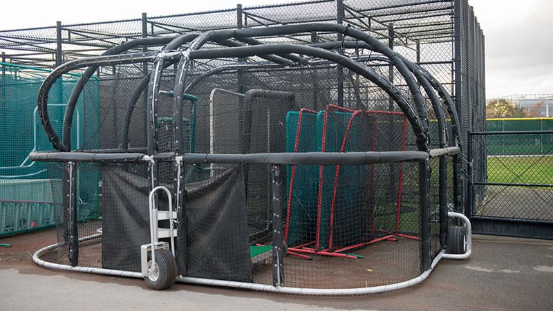 Gunn Baseball Turtle Cage