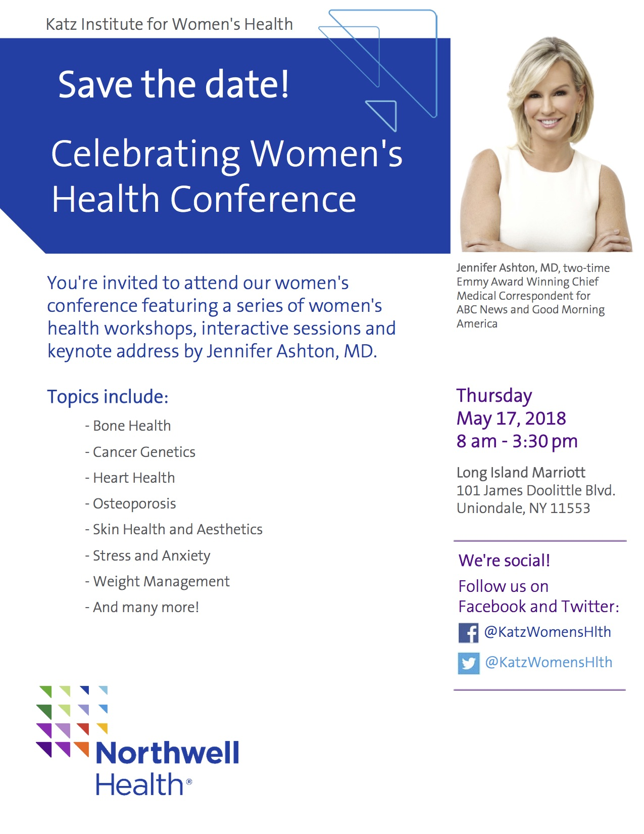 Celebrating Women's Health Conference