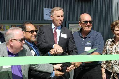 Grand Opening of the La Mesita Family Homeless Shelter