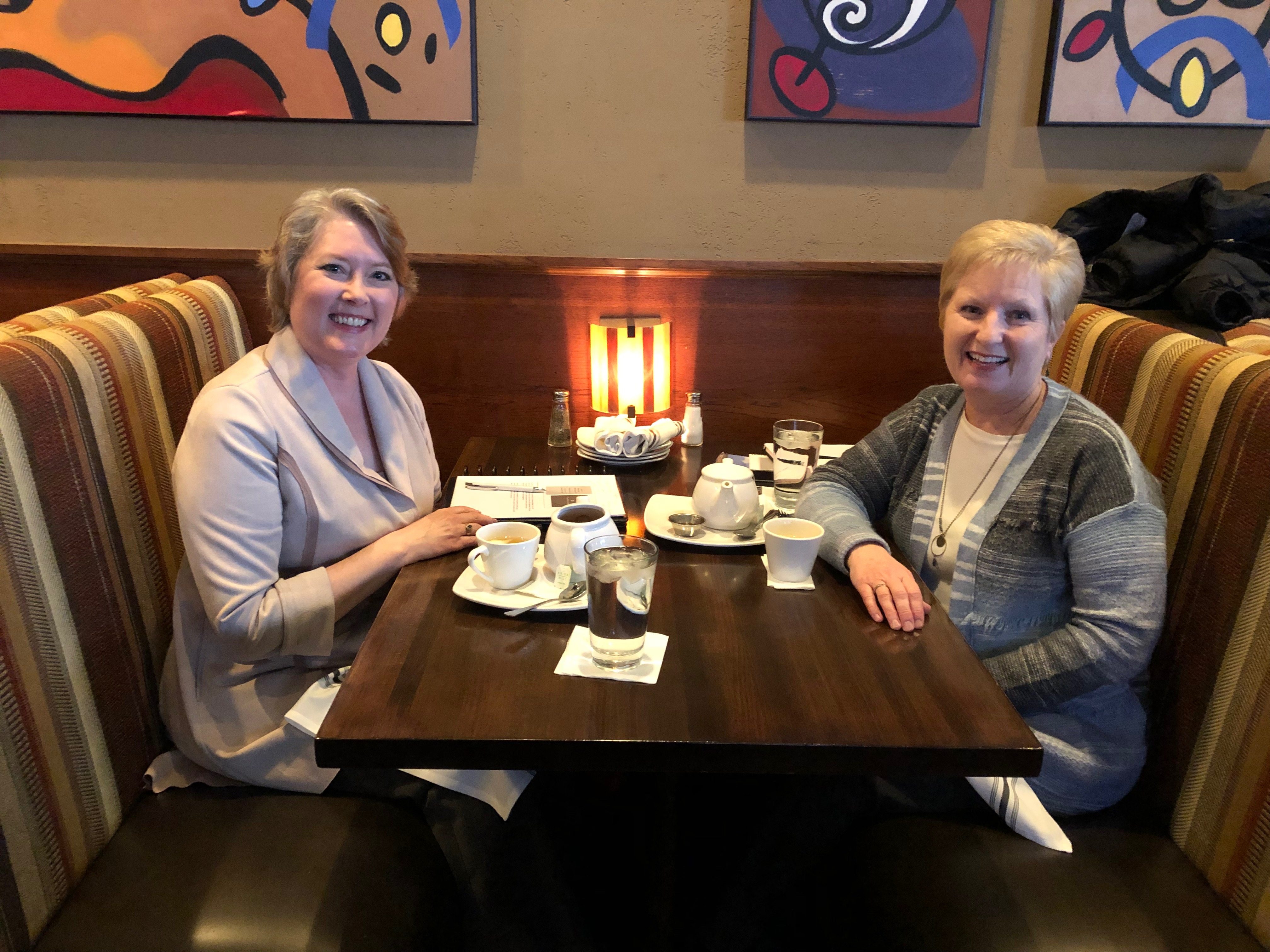 Meeting with Lorri Anderson of LogicPD