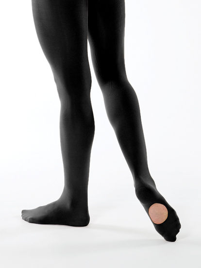 Black Convertible Tights