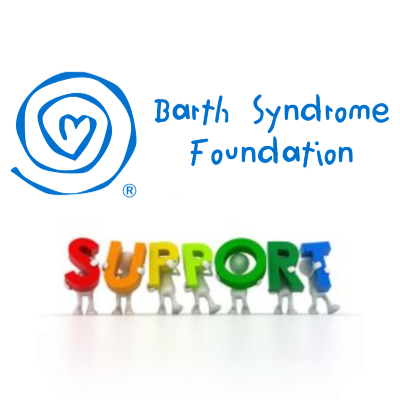 DISCUSSION GROUP FOR ADULTS DIAGNOSED WITH BARTH SYNDROME
