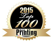 2015 Top 100 QuickPrinting Magazine