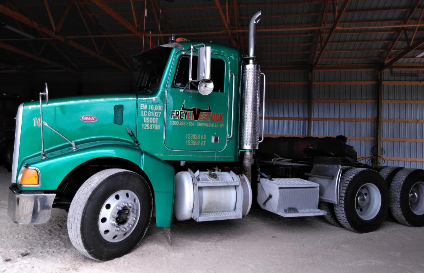 Frey Semi Truck