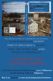 Legend of the Tallassee Carbine: A Civil War Mystery
