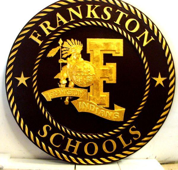 ME5180 - Seal of Frankston Schools, 3-D