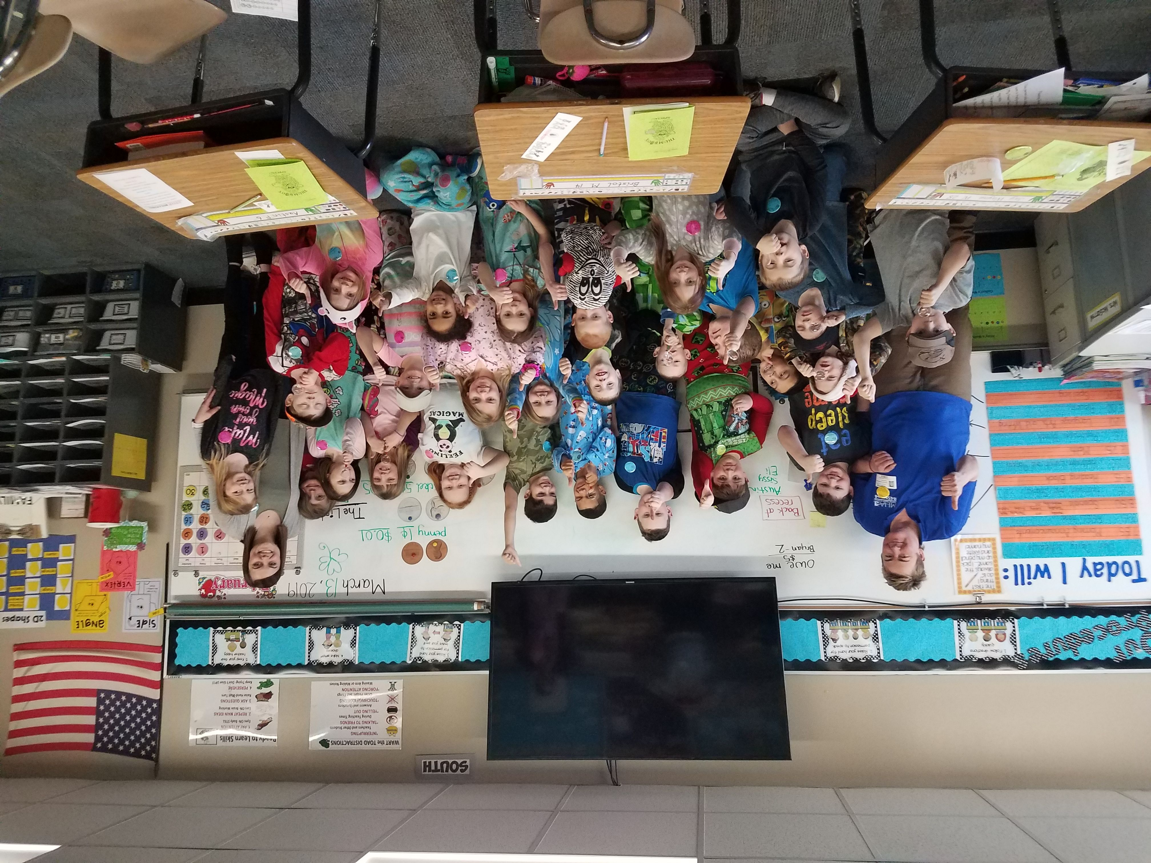 ThumBody Special - Tri-Central - Ms. Howell Classroom