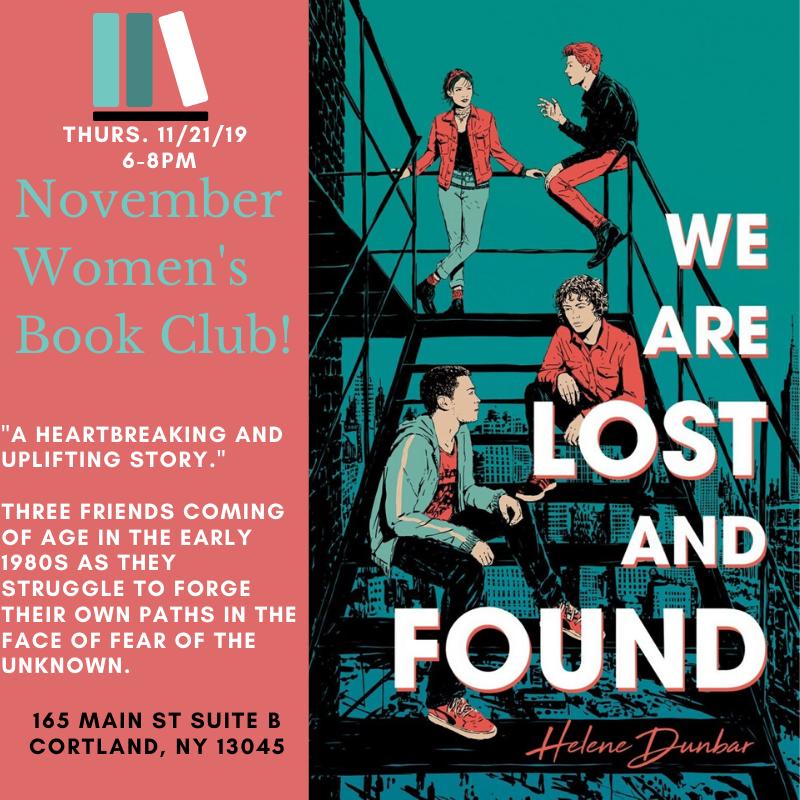Women's Group Book Club
