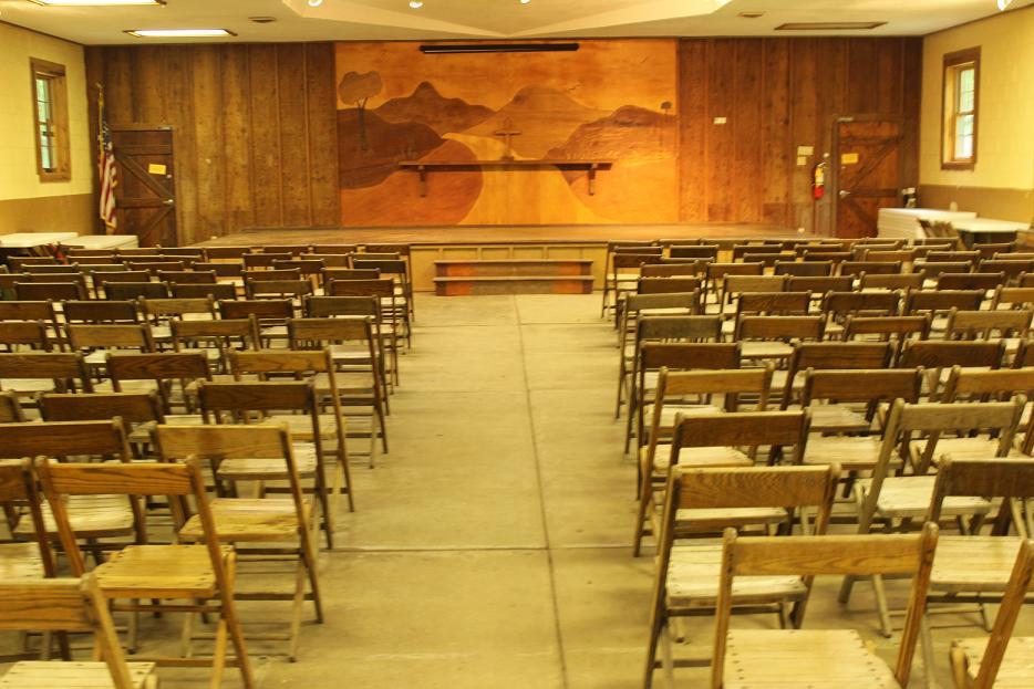 Rice Hall Interior II