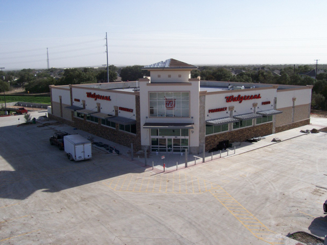 Walgreens- Installation