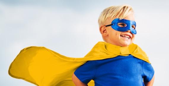 Sammy's Superheroes