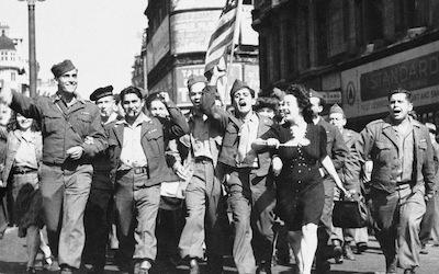 1945: Japan Announced Surrender