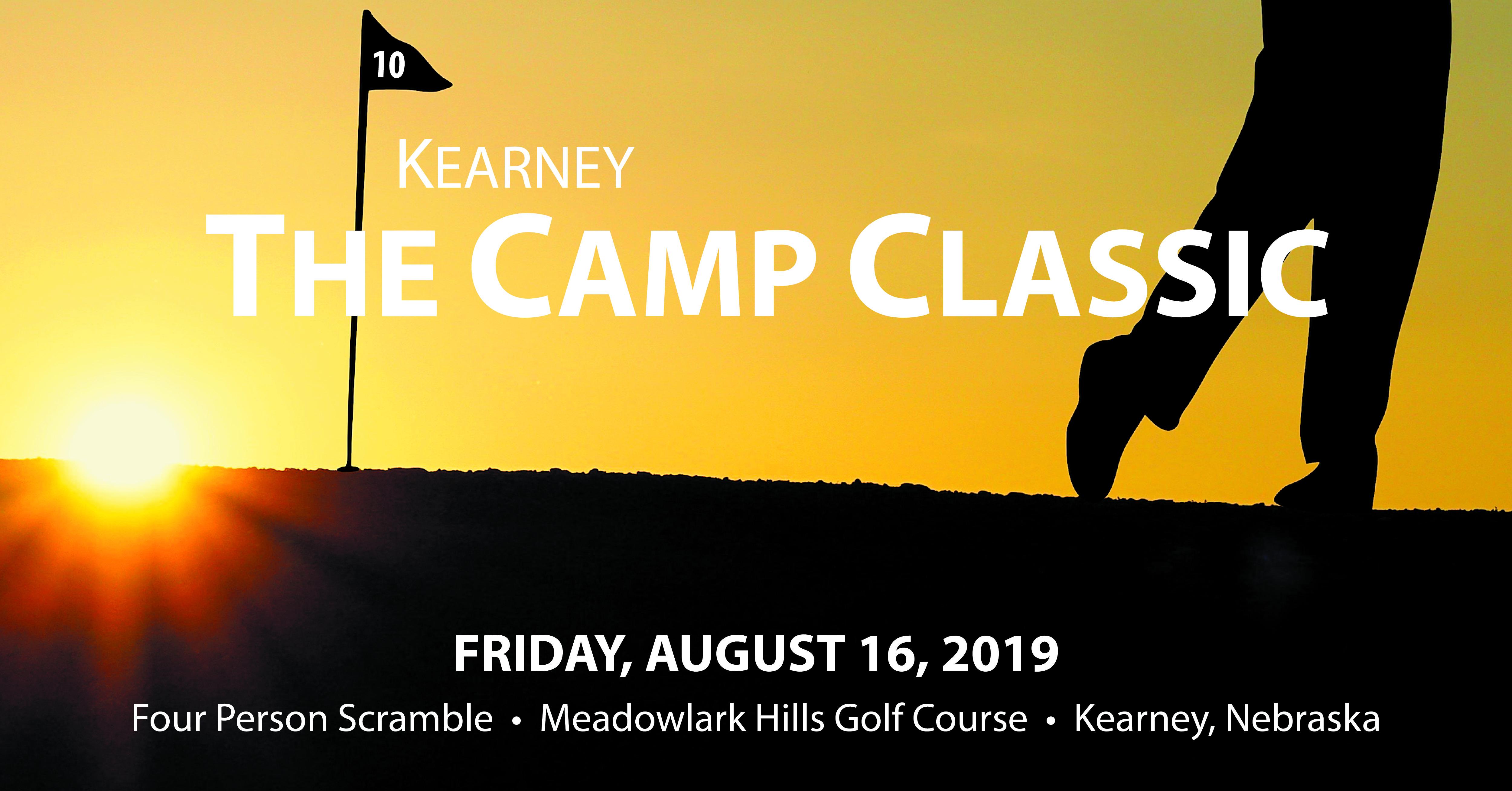 The Camp Classic Golf Tournament – Kearney