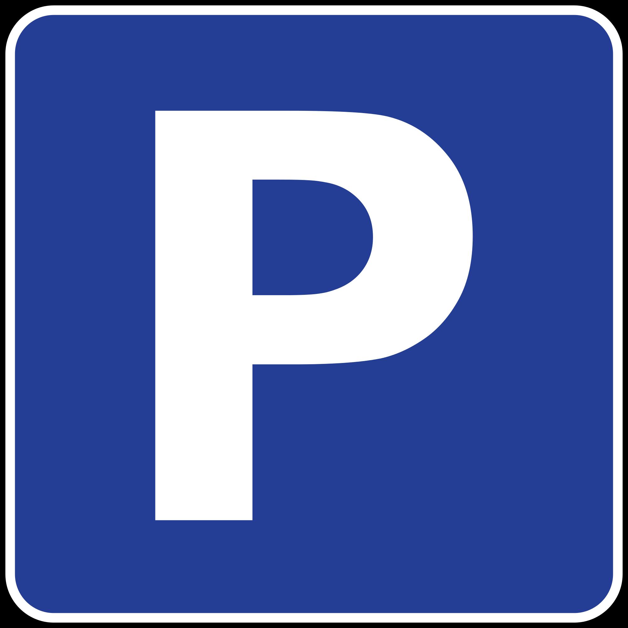 CASA House Parking Reminder