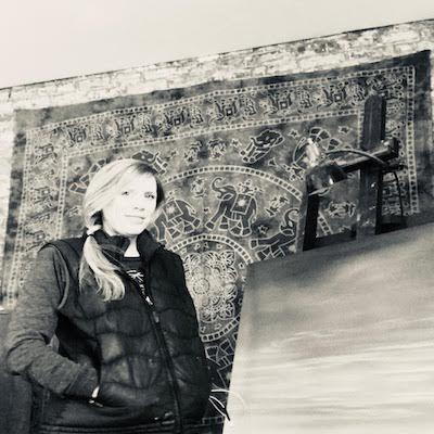 LAURA BLUE PALMER | Painter