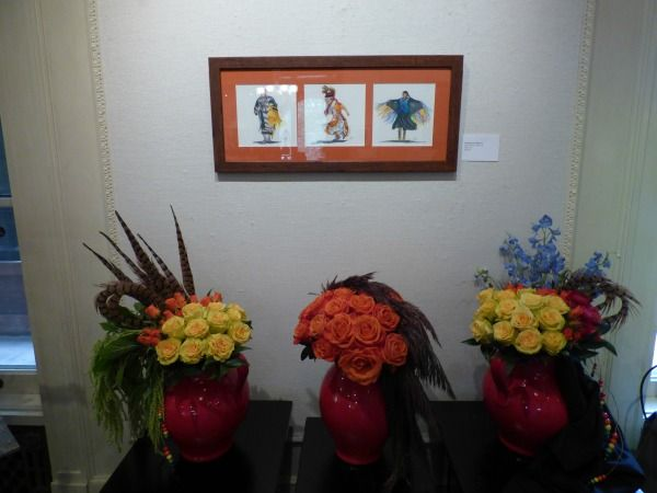 Art In Bloom Entry: Doreen Peck