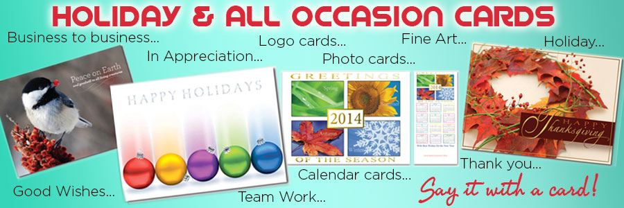 Printech Holiday & Occasion Cards